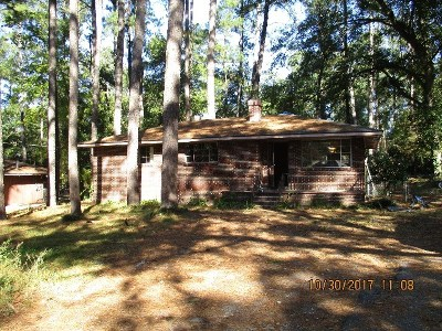 Augusta Single Family Home For Sale: 2819 Virginia Road