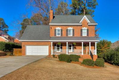 Evans Single Family Home For Sale: 835 Park Chase Drive