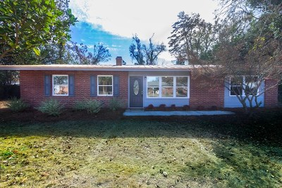Martinez Single Family Home For Sale: 4018 Culver Street
