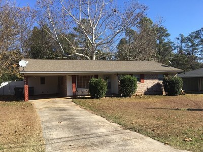 North Augusta Single Family Home For Sale: 115 Concord Street