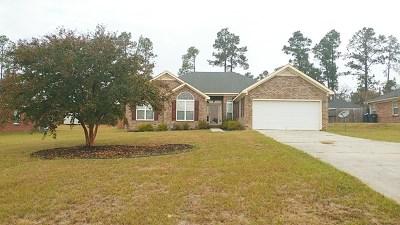 Hephzibah Single Family Home For Sale: 1491 Brookstone Road
