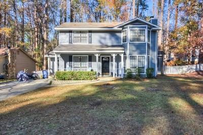 Martinez Single Family Home For Sale: 315 Saddletree Lane