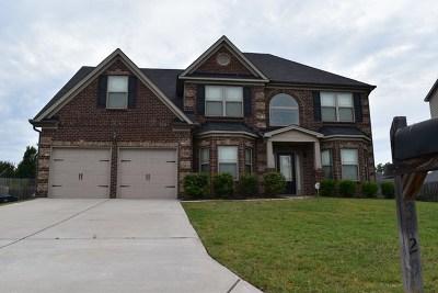 Augusta GA Single Family Home For Sale: $260,000