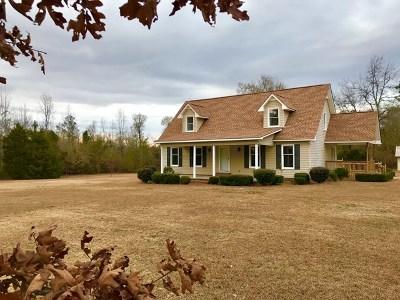 Waynesboro Single Family Home For Sale: 971 Hwy 24s