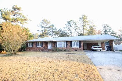 Augusta Single Family Home For Sale: 442 Aumond Road