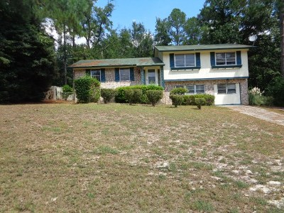 Augusta Single Family Home For Sale: 3522 Richmond Hill Road