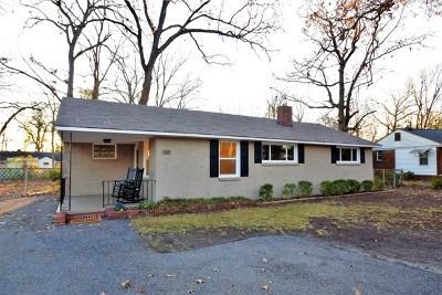 Aiken Single Family Home For Sale: 110 Clifton Street