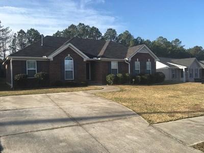 Hephzibah Single Family Home For Sale: 4717 Laurel Oak Drive