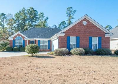 North Augusta Single Family Home For Sale: 175 Millstone Lane