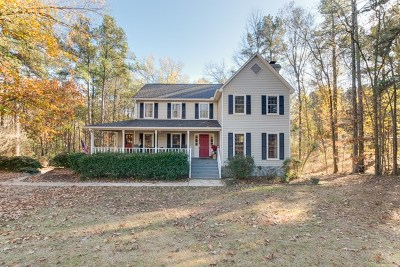 Evans Single Family Home For Sale: 739 Rocky Branch Lane