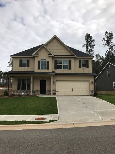 Evans Single Family Home For Sale: 2311 Malone Way