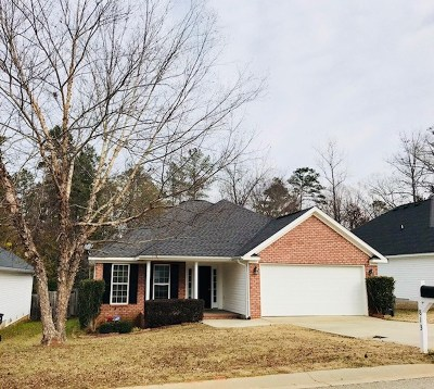 Grovetown Single Family Home For Sale: 813 Michelle Court