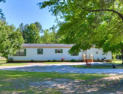 Lincoln County Single Family Home For Sale: 1121 Fortson Road