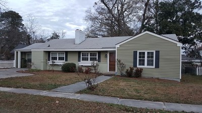 McDuffie County Single Family Home For Sale: 304 Lee Street