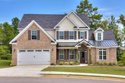 Stallings Ridge Single Family Home For Sale: 1226 Arcilla Pointe