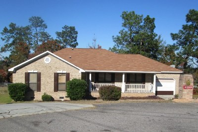 Richmond County Single Family Home For Sale: 3309 Long Creek Lane