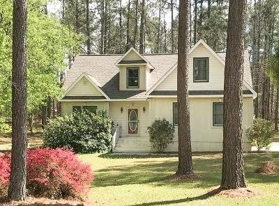 North Augusta Single Family Home For Sale: 3 Curry Court