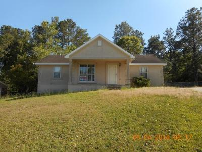 Hephzibah Single Family Home For Sale: 2726 Cranbrook Drive