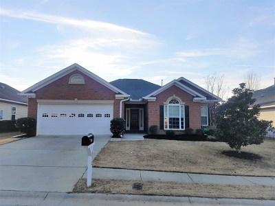 Evans Single Family Home For Sale: 652 Ventana Drive