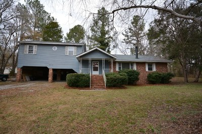 Appling Single Family Home For Sale: 5513 Mended Fences Dr