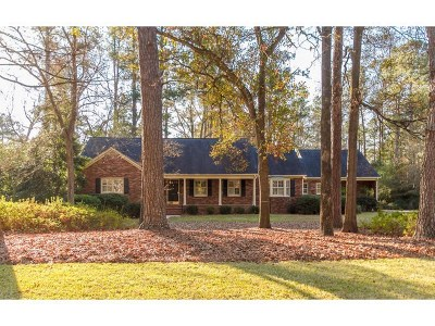 Richmond County Single Family Home For Sale: 509 Scotts Way