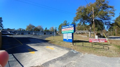 North Augusta Commercial For Sale: 989 Belvedere Clearwater Road