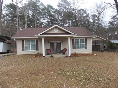 Lincolnton Single Family Home For Sale: 1795 Commanche Circle