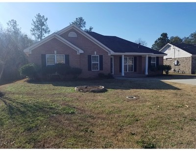 Columbia County, Richmond County Single Family Home For Sale: 3220 Peninsula Drive