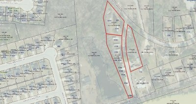 Grovetown Residential Lots & Land For Sale: 1199 Lakeside Drive