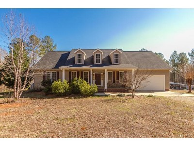 Edgefield County Single Family Home For Sale: 29 Horn Creek Court