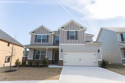 Grovetown Single Family Home For Sale: 1307 Eldrick Lane