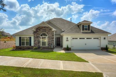 North Augusta Single Family Home For Sale: 326 Bridle Path Road