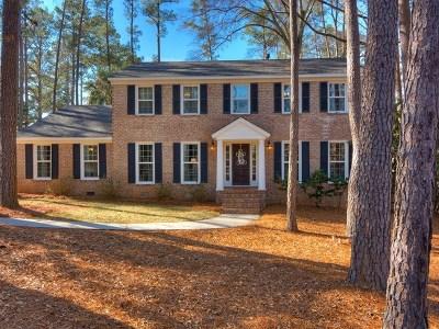 Martinez Single Family Home For Sale: 529 Stevens Creek Road