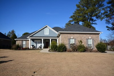 Evans Single Family Home For Sale: 5250 Windmill Place