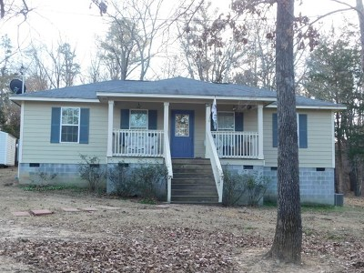 Lincoln County Single Family Home For Sale: 1465 Forest Lakes Drive