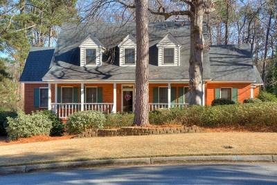 Martinez Single Family Home For Sale: 4222 Quail Springs Circle