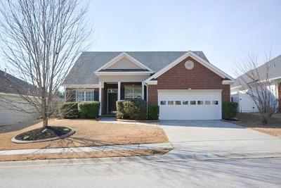 Evans Single Family Home For Sale: 662 Ventana Drive
