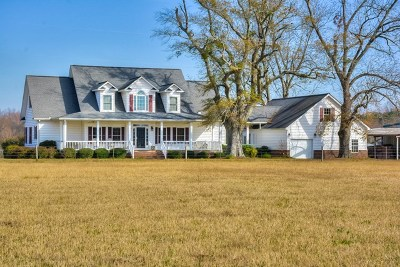 Edgefield County Single Family Home For Sale: 38 Henry Lane
