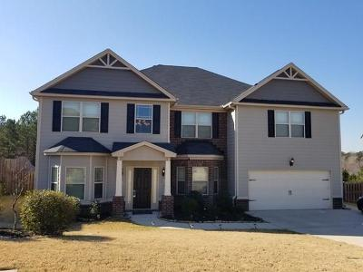 Single Family Home For Sale: 856 Rollo Domino Circle