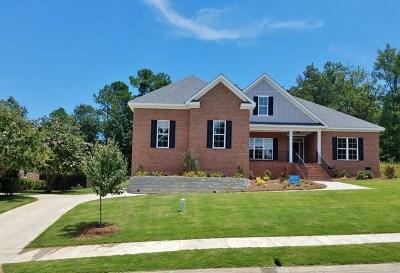 Evans Single Family Home For Sale: 1620 Jamestown Avenue