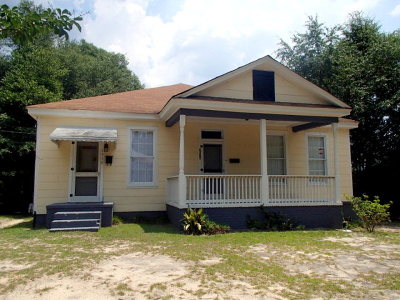 Richmond County Multi Family Home For Sale: 1510 Stovall Street