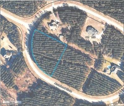 Hephzibah Residential Lots & Land For Sale: 115 Arrowhead Circle