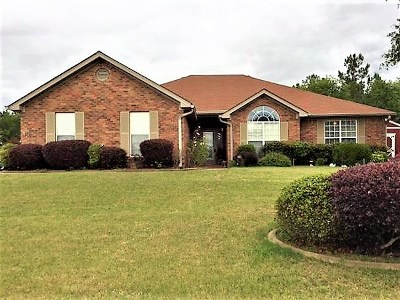 Grovetown Single Family Home For Sale: 301 Cannock Court