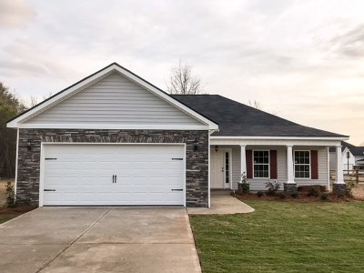 Edgefield County Single Family Home For Sale: Lot 1006 Murrah Road Ext