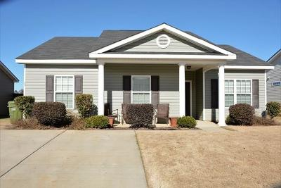 Aiken Single Family Home For Sale: 597 Wildhaven Drive