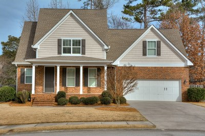 Evans Single Family Home For Sale: 426 Armstrong Way