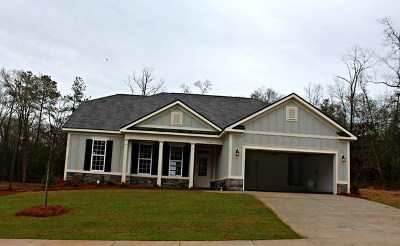 Grovetown Single Family Home For Sale: 109 Headwaters Drive