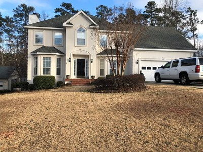 Grovetown Single Family Home For Sale: 4698 Perry Mill Circle