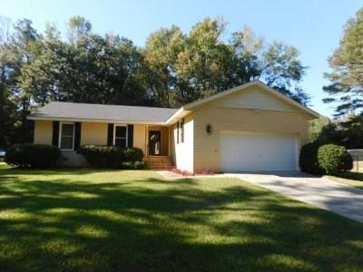 McDuffie County Single Family Home For Sale: 421 White Oak Estates Circle
