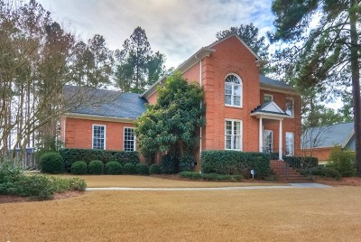 Evans Single Family Home For Sale: 864 Sparkleberry Road